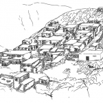 Reconstruction of Karphi Village