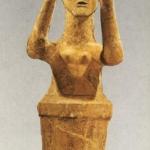 Goddess Figure